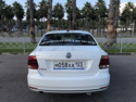 rental car photo Volkswagen Polo 2019, Белый Car&Go companies in Sochi
